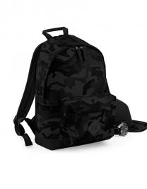 Camo Backpack